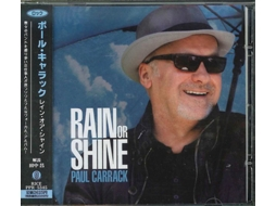 CD Paul Carrack - Rain Or Shine