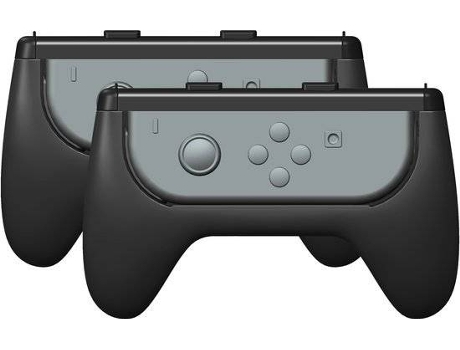 Duo Grips GIOTECK para Nintendo Switch — Compatibilidade: Nintendo Switch