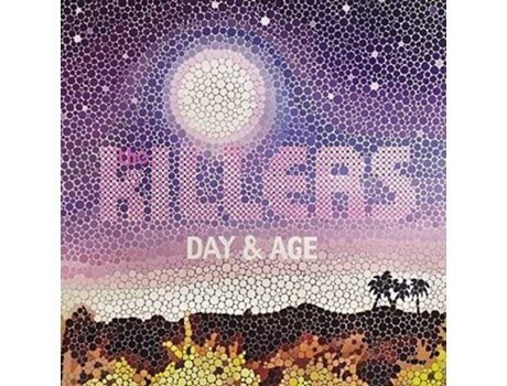 Vinil LP The Killers - Day & Age — Pop-Rock