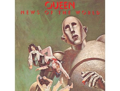 Vinil Queen - A Day At The Races — Pop-Rock
