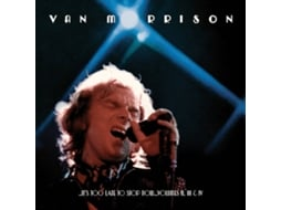 CD+DVD Van Morrison - It's Too Late to Stop Now (Volumes II, III, IV e DVD) — Pop-Rock