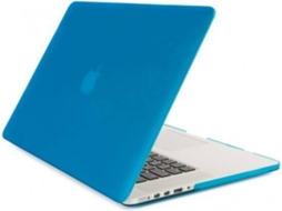 Capa TUCANO Nido MacBook Air 11'' Azul Claro — Compatibilidade: MacBook Air 11''