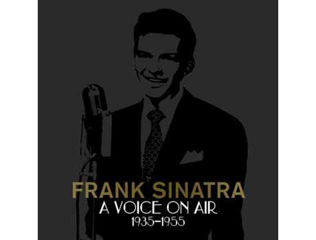 CD Frank Sinatra - A Voice On Air — Jazz