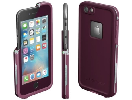 Capa OTTERBOX Lifeproof Morado iPhone 6, 6s Roxo — Compatibilidade: iPhone 6, 6s