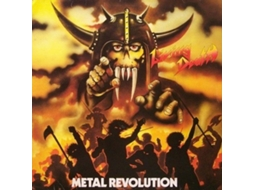 CD Living Death - Metal Revolution