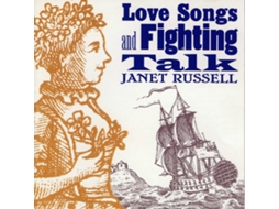 CD Janet Russell - Love Songs And Fighting Talk