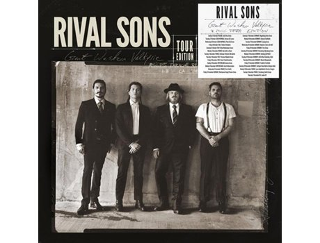CD Rival Sons - Great Western Valkyrie (Tour Edition)
