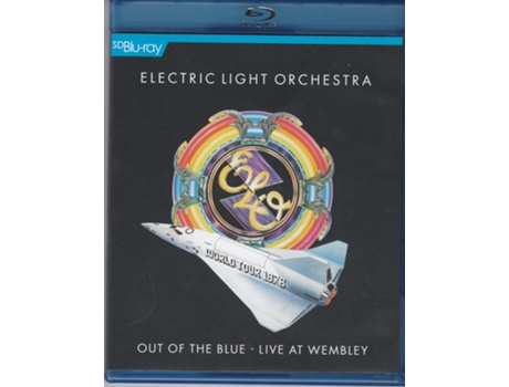Blu-ray Electric Light Orchestra - Out Of The Blue · Live At Wembley