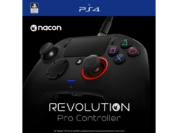 Comando PS4 NACON Revolution Pro — PS4 | Com fios