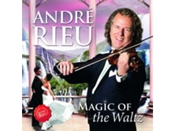 DVD André Rieu - Magic Of The Waltz — Jazz