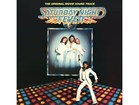 Vinil Vários - Saturday Night Fever - Doble — Banda Sonora