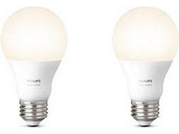 Lâmpada PHILIPS HUE A60 E27 Kit Branco — Smart Lighting | E27