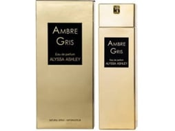 Perfume ALYSSA ASHLEY Ambre Gris Woman Eau de Parfum (30 ml)