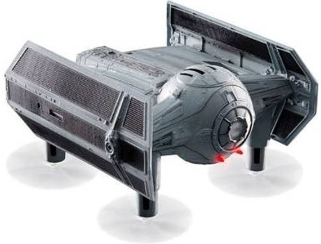 Drone Star Wars Tie Fighter Advanced X1 — Velocidade máx: 56 km/h