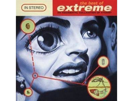 CD Extreme - The Best Of — Pop-Rock