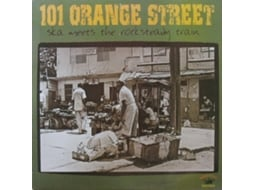 Vinil 101 Orange Street - Ska Meets The Rocksteady Train
