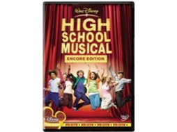 Blu-Ray High School Musical — De: Kenny Ortega | Com: Zac Efron, Vanessa Hudgens, Ashley Tisdale