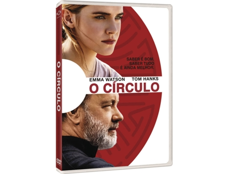 DVD O Círculo — Do realizador James Ponsoldt
