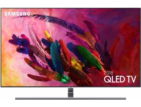 TV QLED 4K Ultra HD Smart 75'' SAMSUNG QE75Q7FNATXXC — 4K Ultra HD