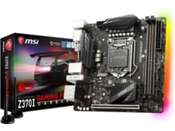 Motherboard MSI Z370I Gaming Pro Carbon AC (Socket LGA1151 - Intel Z370 - Mini-ITX ) — LGA1151 | Z370