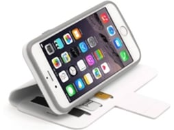Capa GRIFFIN Wallet Style iPhone 6, 6s Branco — Compatibilidade: iPhone 6, 6s