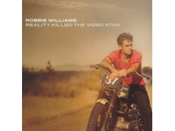 CD Robbie Williams - Reality Killed The Video Star — Pop