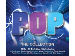 CD 3 The Collection-Pop — Pop-Rock