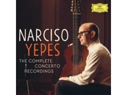 CD Narciso Yepes - Complete Concerto Recordings — Clássica