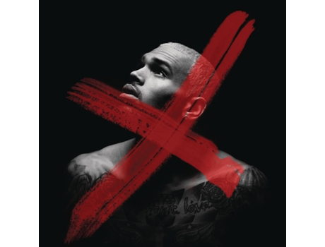 CD Chris Brown X (standard explicit version) — Pop-Rock