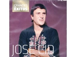 CD José Cid - Grandes Êxitos — Pop-Rock