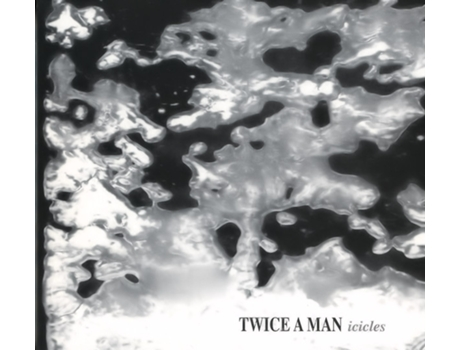 CD Twice A Man - Icicles