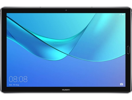 Tablet 10.8'' HUAWEI M5 32GB Wi-Fi Cinzento — 10.8'' | 4GB | 32GB | Android 8.0