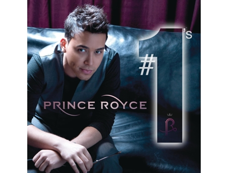 CD Prince Royce - Number 1'S — Pop-Rock