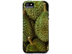 Capa iPhone 4, 4s CASE-MATE BarelyThere Durio Verde — Compatibilidade: iPhone 4, 4s