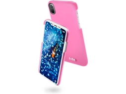 Capa SBS Color Feel iPhone X Rosa — Compatibilidade: iPhone X