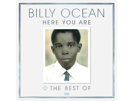 CD Billy Ocean - Here You Are: The Best Of — Pop-Rock