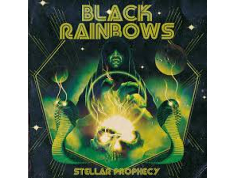CD Black Rainbows - Stellar Prophecy