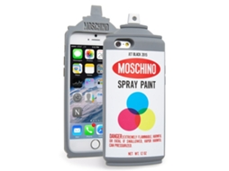 Capa MOSCHINO Spray Paint iPhone 6, 6s — Compatibilidade: iPhone 6, 6s