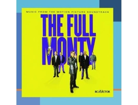 CD  ost the full monty — Banda Sonora