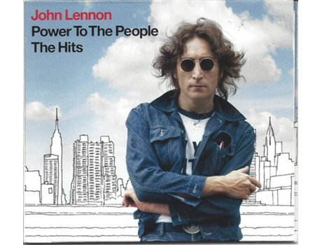CD John Lennon - Power To The People The Hits — Rock