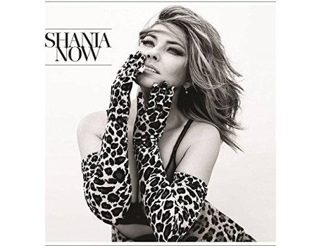 CD Shania Twain - Now (Deluxe Edition) — Pop-Rock
