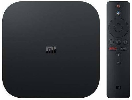 Box Android TV XIAOMI Mi Box S (4K Ultra HD - 8 GB)