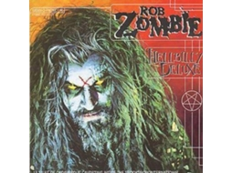 CD Rob Zombie - Hellbilly Deluxe — Pop-Rock