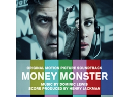 CD Henry Jackman - Money Monster — Pop-Rock