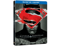 Blu-Ray Batman v. Superman: O Despertar da Justiça (3D+2D) — Do realizador Zack Snyder