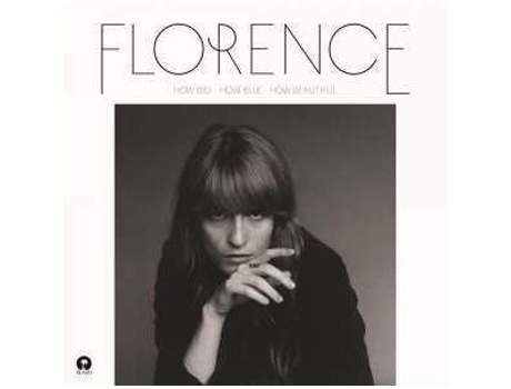 Vinil Florence + The Machine: How Big, How Blue, How Beautiful — Pop-Rock