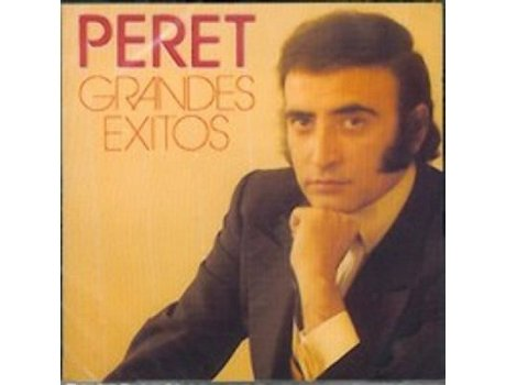 CD Peret Grandes Êxitos — Pop-Rock