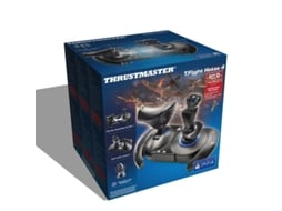 Joystick T Flight Hotas 4 War Thunder Ps4 Pc
