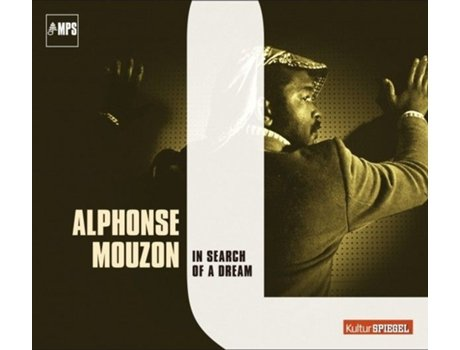 CD Alphonse Mouzon - In Search Of A Dream