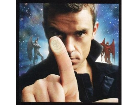 Vinil Robbie Williams:Intensive Care — Pop-Rock